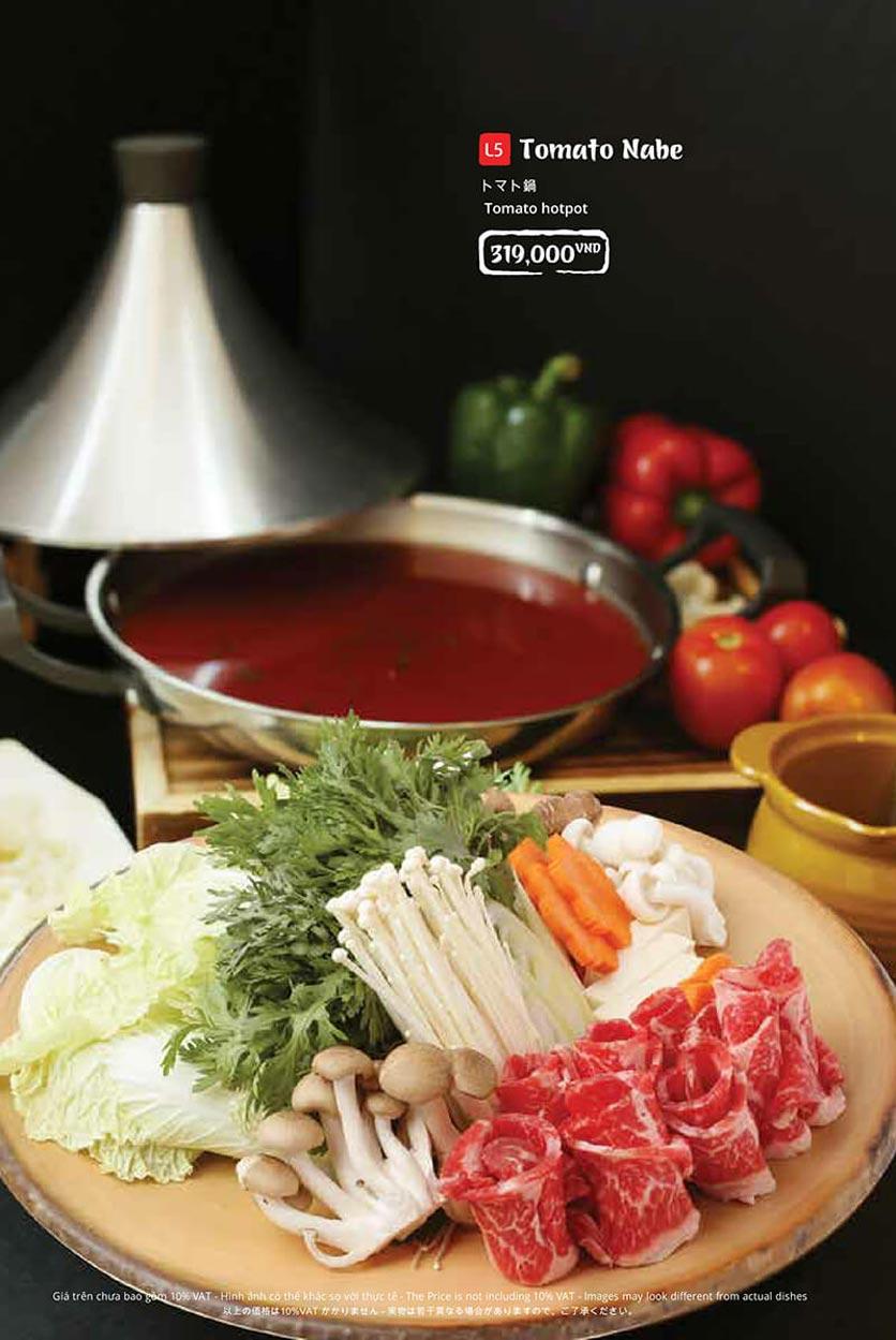Menu Tasaki BBQ - Trần Thái Tông 42
