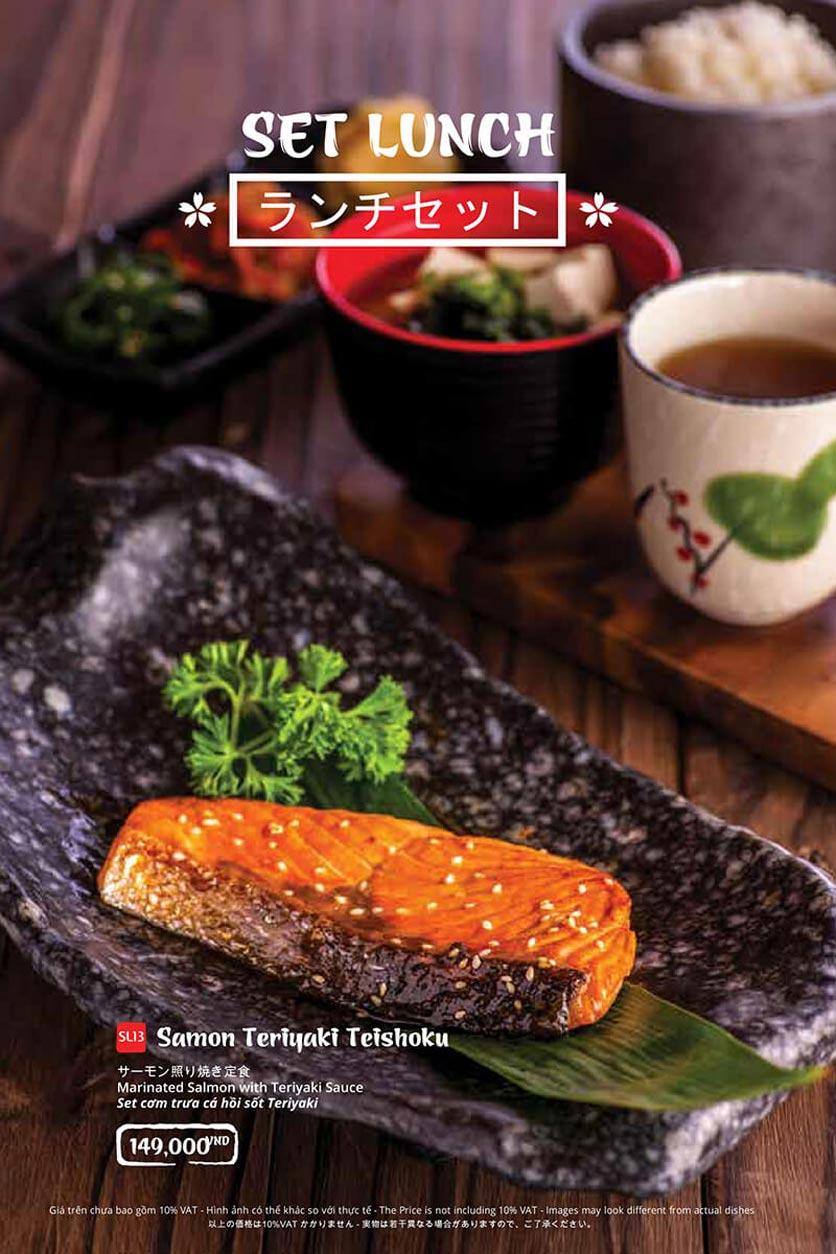 Menu Tasaki BBQ - Trần Thái Tông 44