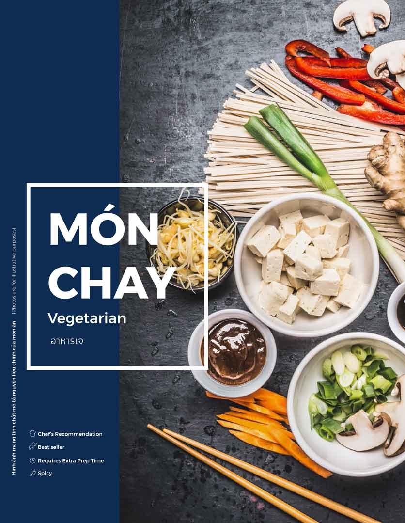 Menu Thai Market - Trần Quốc Toản 13