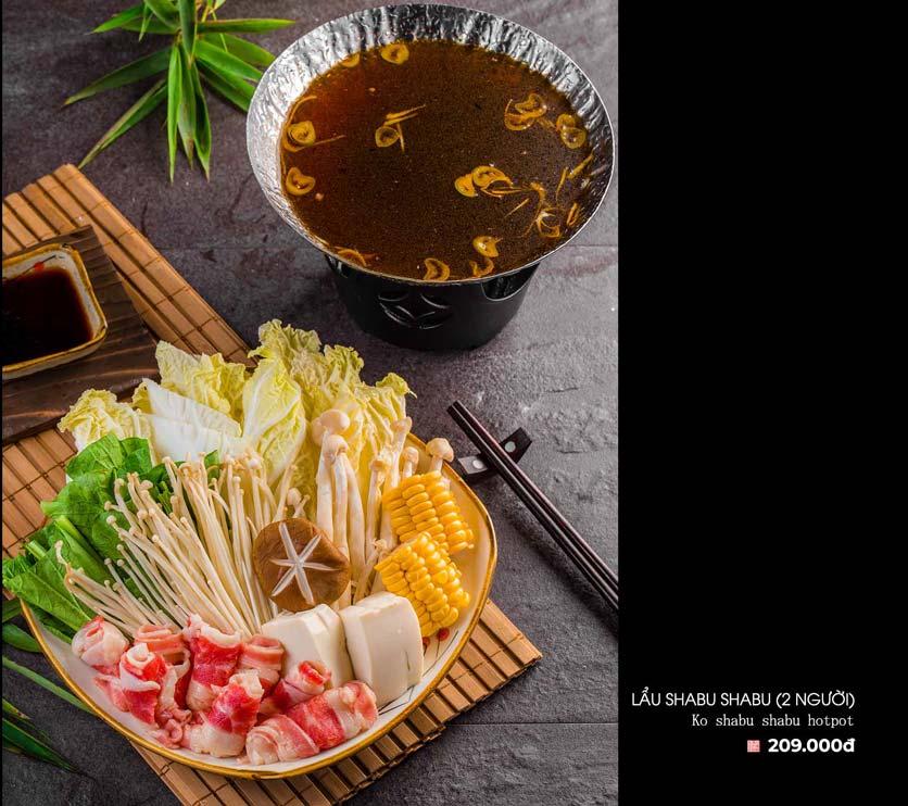 Menu Tomita Bento – Ecolife Tố Hữu 26
