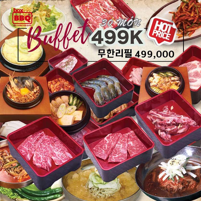 Menu Box BBQ – Nguyễn Thị Thập 10