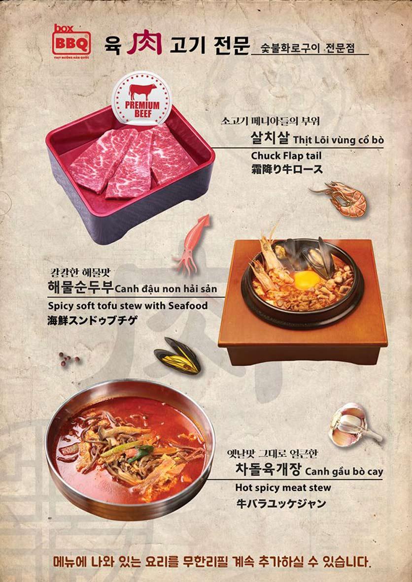 Menu Box BBQ – Nguyễn Thị Thập 14