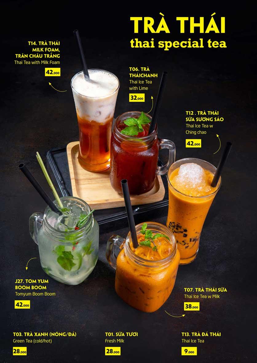 Menu Coca Suki - Parkson Tân Sơn Nhất 27