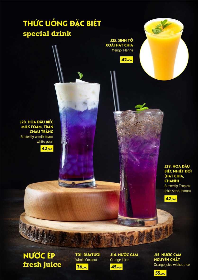 Menu Coca Suki - Parkson Tân Sơn Nhất 28