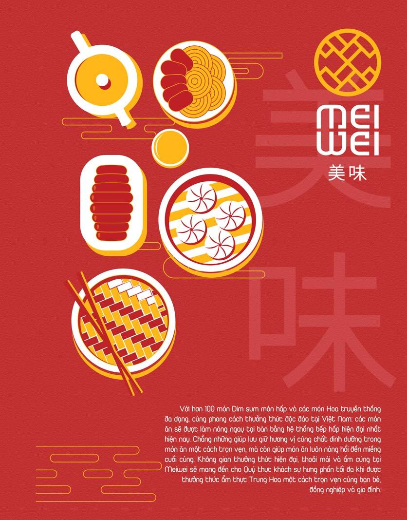 Menu Meiwei – Royal City      1