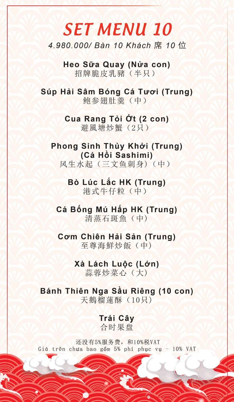Menu Sik Dak Fook - Trần Hưng Đạo B   39