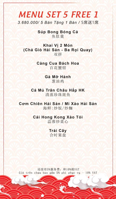 Menu Sik Dak Fook - Trần Hưng Đạo B   40