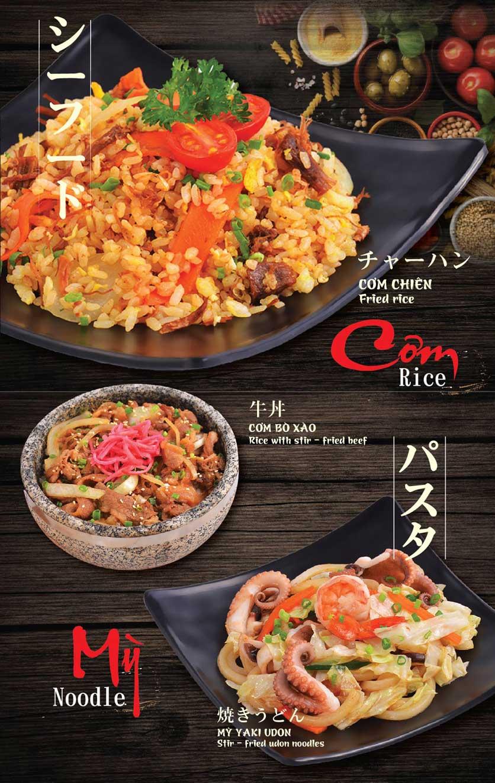 Menu Tokori BBQ - Ngô Quyền 24