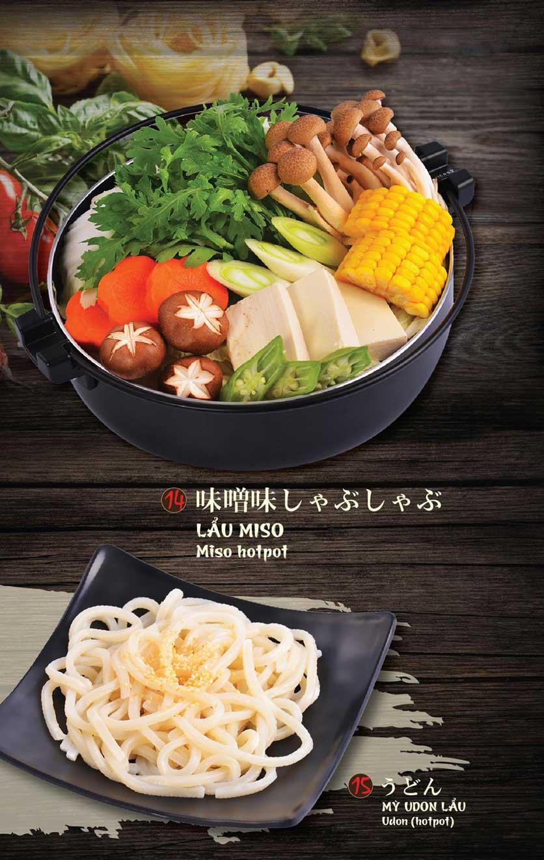 Menu Tokori BBQ - Ngô Quyền 33