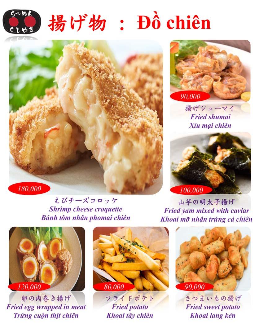 Menu Tonchan Ramen - Bùi Thị Xuân   23
