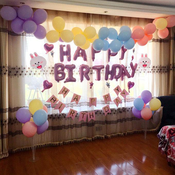 Bí kíp trang trí sinh nhật từ A - Z để có 1 ngày thật đáng nhớ