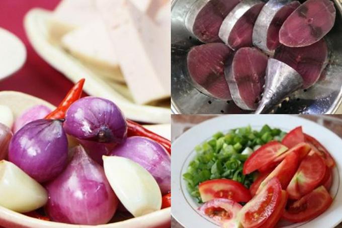 cách nấu bún cá ngừ ngon (01)