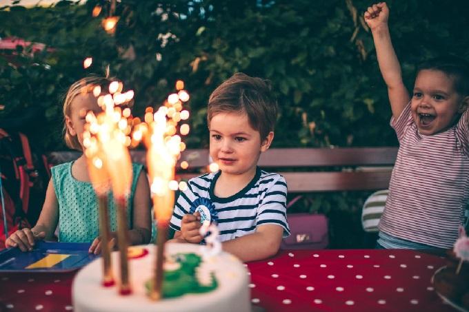 Lời chúc mừng sinh nhật con trai