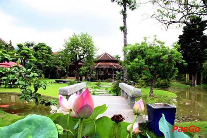 Top 10 nhà hàng sân vườn đẹp nhất ở Hà Nội 5