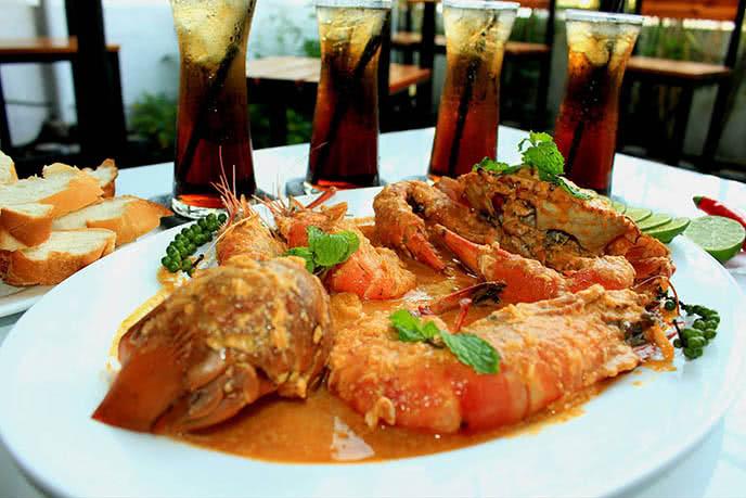 Tổng hợp những quán hải sản ngon Sài Gòn giá rẻ ảnh 4