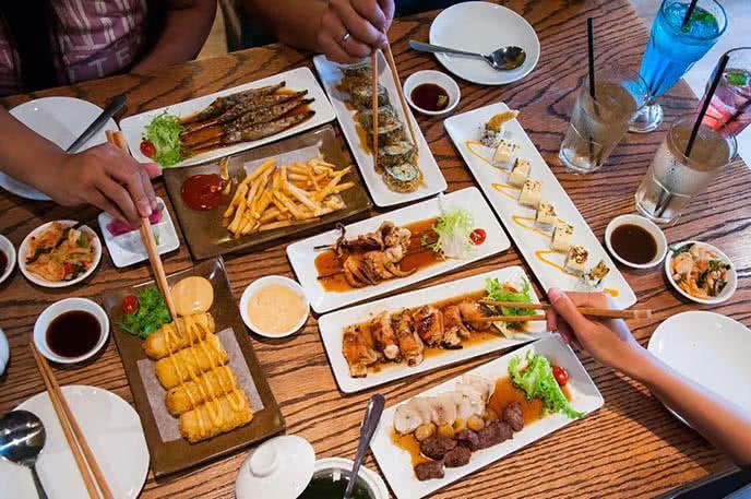 Top những nhà hàng Nhật Bản nổi tiếng ở Sài Gòn 4