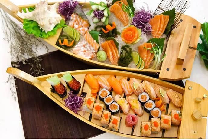 Top những nhà hàng Nhật Bản nổi tiếng ở Sài Gòn 9