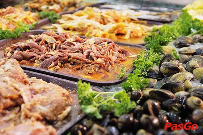 Top 10 nhà hàng buffet nướng BBQ ngon rẻ ở Sài Gòn ảnh 5