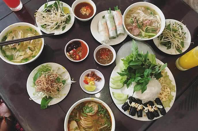 Top 10 nhà hàng món ngonViệt Nam nổi tiếng ở quận 1 ảnh 1