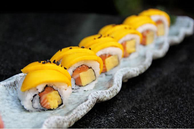 Top 10 quán sushi ngon, rẻ hấp dẫn nhất ở Sài Gòn ảnh 3