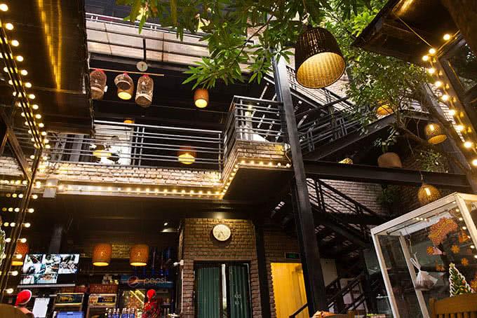 nhà hàng hẻm quán hà nội 5