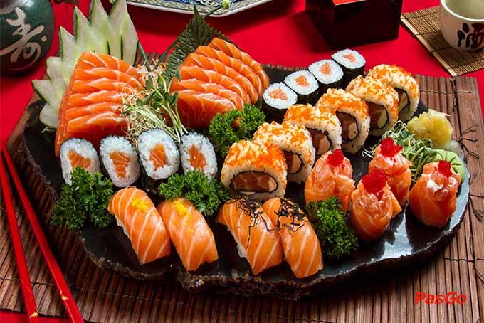 Những ai nên hạn chế ăn sushi