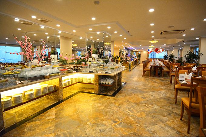 nhà hàng buffet sen việt sahul hotel 684 minh khai 21