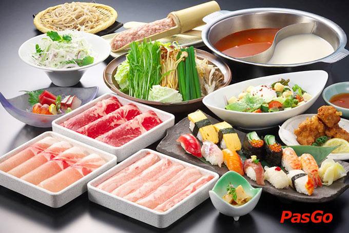 Top 10 nhà hàng buffet lẩu ngon, nổi tiếng nhất ở Hà Nội 11
