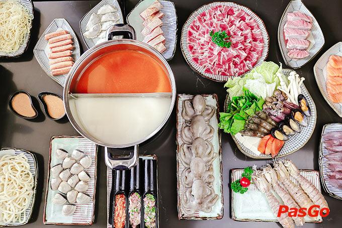 Top những nhà hàng buffet lẩu ngon, nổi tiếng nhất ở Hà Nội