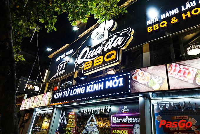 Khám phá tiệc buffet lẩu nướng cực chất trên đất Sài thành 2
