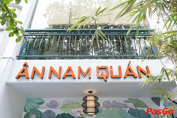 Ân Nam Quán - Tú Xương