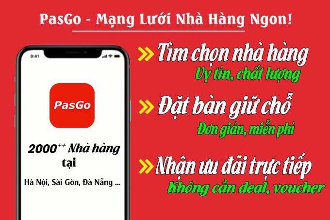 giới thiệu về PasGo 1