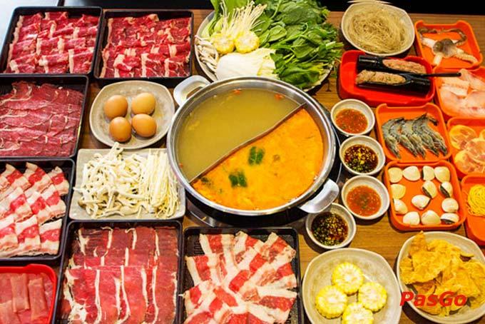 nhà hàng Hotpot Story Lê Văn Lương1
