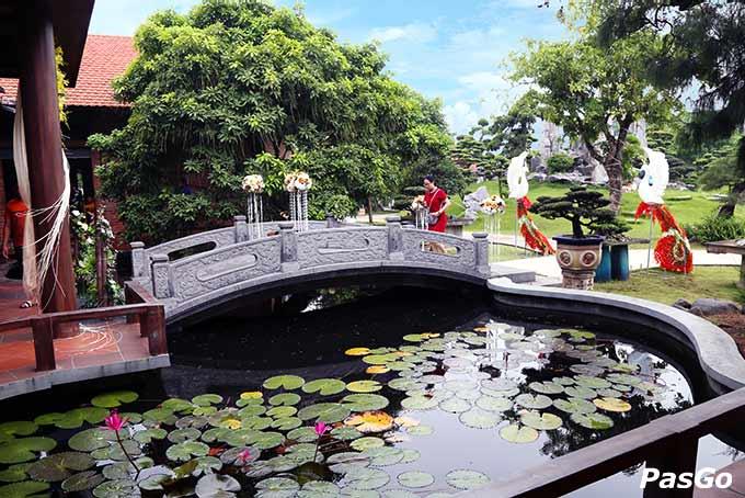 Khu du lịch sinh thái Biển Đông Long Biên 10