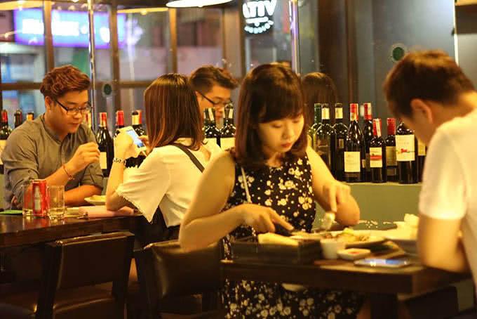 Nhà hàng Botanica số 3 Thái Phiên