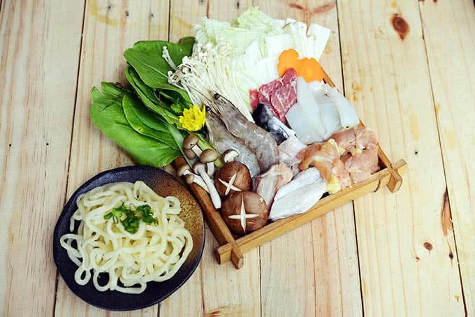 Nhà hàng buffet Pachi Pachi 52 Mạc Đĩnh Chi 9