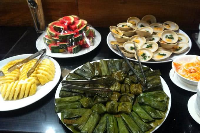 nhà hàng buffet hương rừng nguyễn trãi ảnh 11