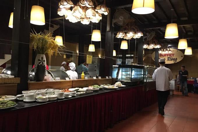 nhà hàng buffet hương rừng nguyễn trãi ảnh 17