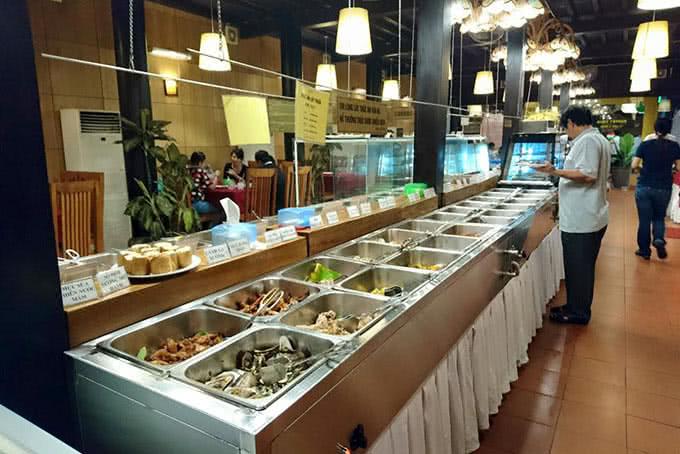 nhà hàng buffet hương rừng nguyễn trãi ảnh 18
