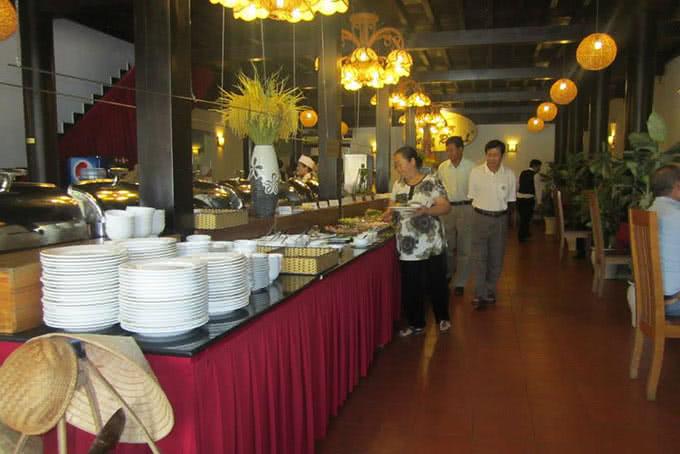 nhà hàng buffet hương rừng nguyễn trãi ảnh 1