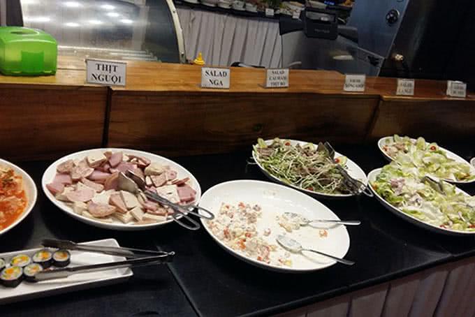 nhà hàng buffet hương rừng nguyễn trãi ảnh 2