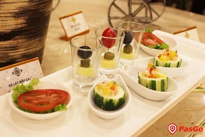 nhà hàng buffet sen việt sahul hotel 684 minh khai 20