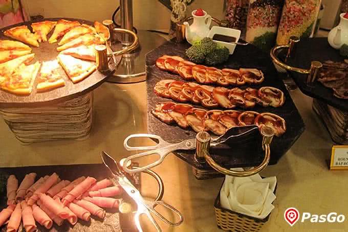 nhà hàng buffet sen việt sahul hotel 684 minh khai 1