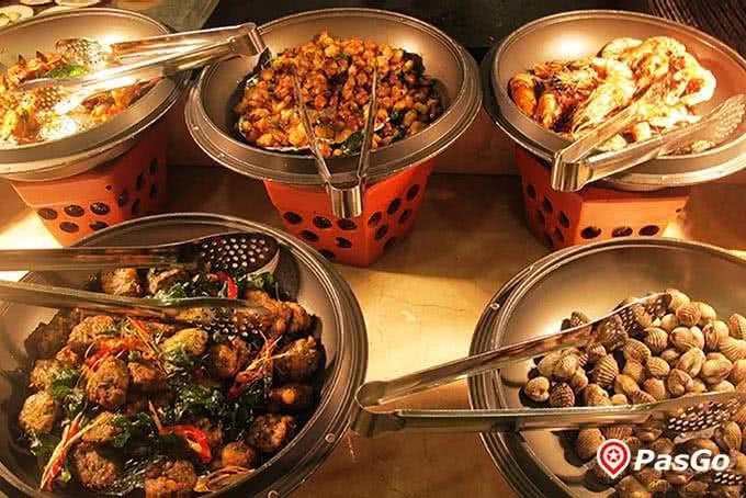 nhà hàng buffet sen việt sahul hotel 684 minh khai 15