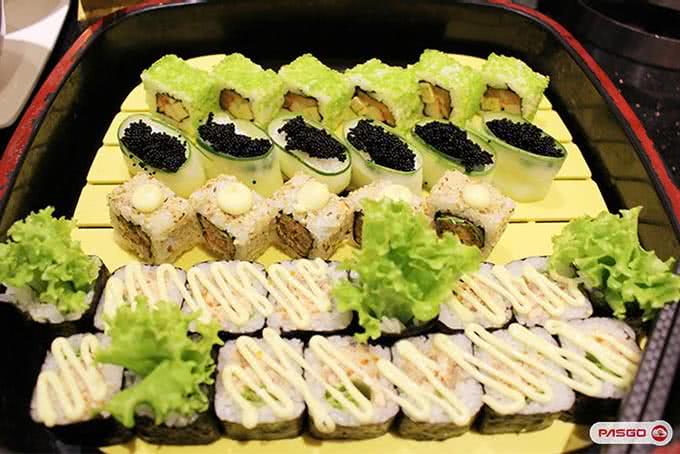 Buffet Sứ 64 Nguyễn Du món ăn 25
