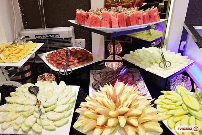 Buffet Sứ 64 Nguyễn Du món ăn 26