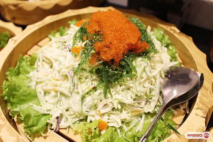 Buffet Sứ 64 Nguyễn Du món ăn 27
