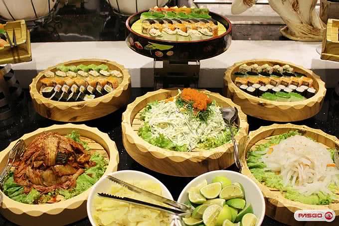 Buffet Sứ 64 Nguyễn Du món ăn 28