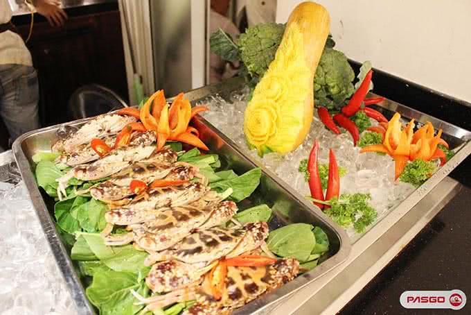 Buffet Sứ 64 Nguyễn Du món ăn 34