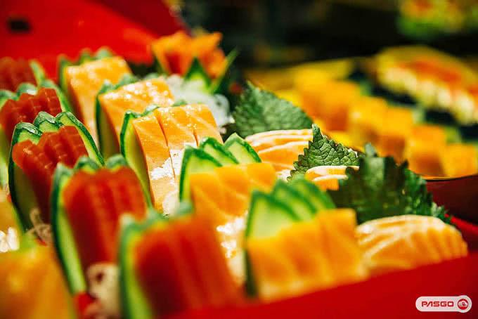 Buffet Sứ 64 Nguyễn Du món ăn 6